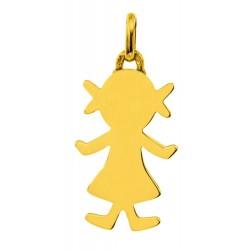 Médaille or 750 °/°° Trésor...