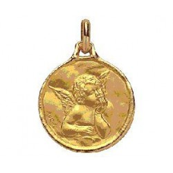 Médaille Ange Or jaune...