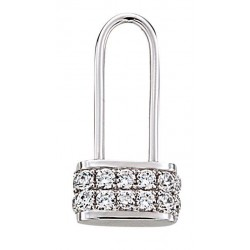Charms argent OZ LUCKY