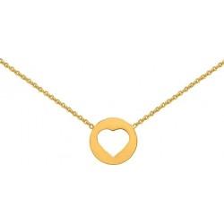 chaîne plaqué or