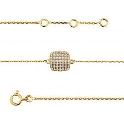 bracelet plaqué or OZ + 2 TONS