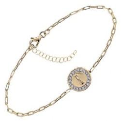 bracelet argent VERMEIL OZ...