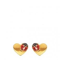 boucles d'oreilles or 375...