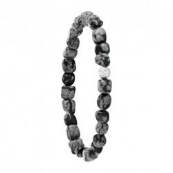 bracelet argent BOREAL-...