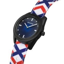 Montre La Bleue / Nato...