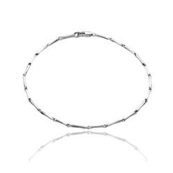Bracelet or blanc 750 °/ooo...