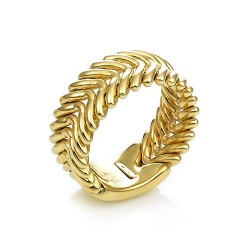 bague or 750 °/°° Armillas